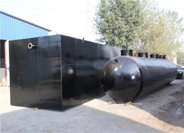 地埋式学校污水处理设备